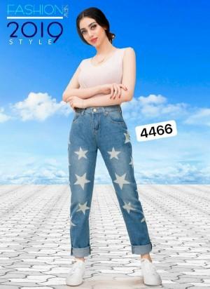 شلوار جین طرح ستاره-تصویر 2