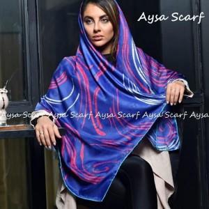 روسری ابریشم یونیک-تصویر 4