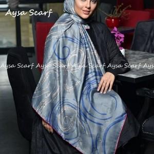 روسری ابریشم یونیک-تصویر 2