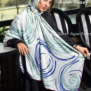روسری ابریشم یونیک