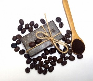 صابون قهوه و وانیل