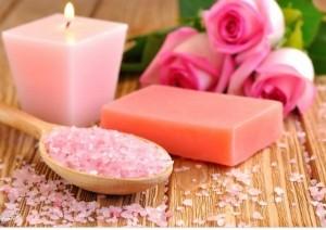 صابون گل رز