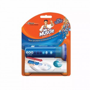 خوشبو کننده فشنگی توالت فرنگی مستر ماسل Mr Muscle