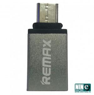 مبدل USB-C به USB OTG مدل ریمکس-تصویر 3