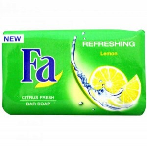 صابون لیمویی فا
