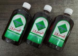 محلول ضد عفونی کننده سطوح افروز 500میل-تصویر 3