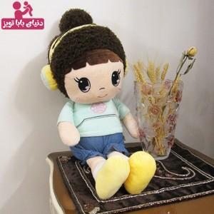 عروسک پولیشی دخترک هدفونی-تصویر 2