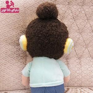 عروسک پولیشی دخترک هدفونی-تصویر 5