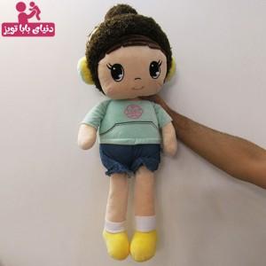 عروسک پولیشی دخترک هدفونی-تصویر 3