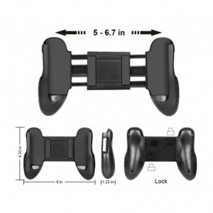دسته نگهدارنده موبایل XP-701GR(مخصوص بازی)-تصویر 4
