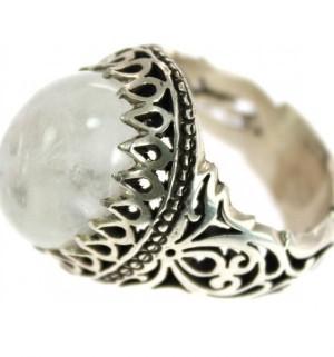 انگشتر نقره مردانه کد 01141-تصویر 5