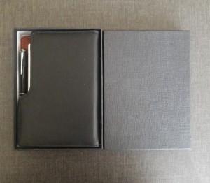 دفترچه کلاسوری چرم-تصویر 2