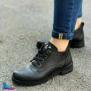 کفش چرم لاکچری-تصویر 2