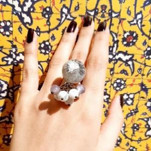 انگشتر مهره ای-تصویر 2