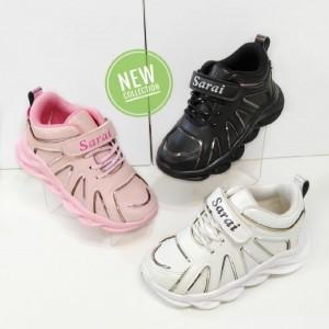 کفش ورزشی کتانی اسپرت دخترانه و پسرانه-تصویر 2