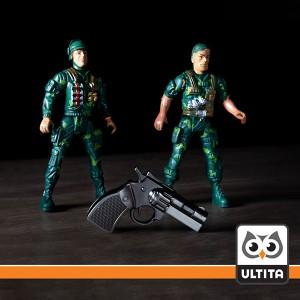 فلش مموری تپانچه Pistol-تصویر 2