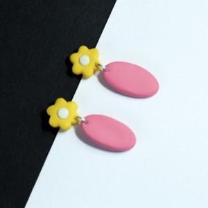 گوشواره گلدار میخی-تصویر 2