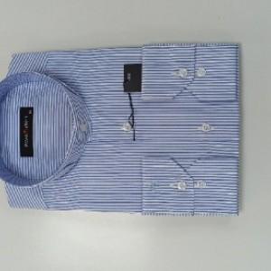 پیراهن یقه دیپلمات پارچه ترک-تصویر 2