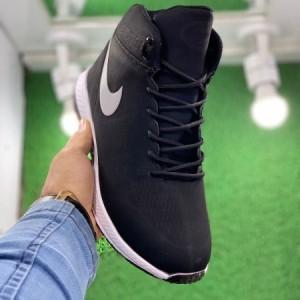 کفش کتانی ساق بلند نایک مردانه-تصویر 4