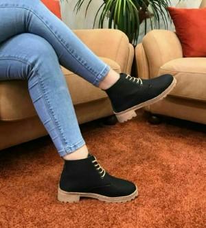 کفش نیم بوت جیر زیر پلیمر