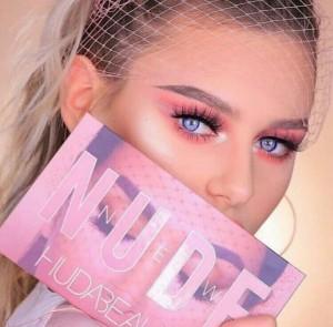 سایه NUDE HUDA beauty