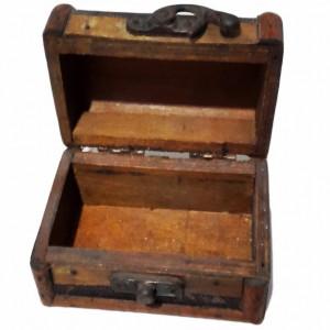 جعبه چوبی مدل آنتیک-تصویر 4