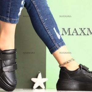 کفش کتانی اسپورت دو چسب سایه لمه-تصویر 2