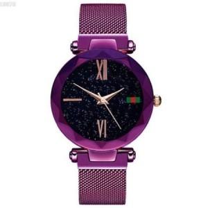 ساعت مچی عقربه ای زنانه کد 5 2 همراه با دستبند زیبا