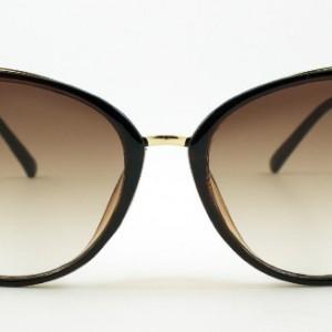 عینک آفتابی زنانه مدل65321 همراه با دستبند زیبا