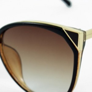 عینک آفتابی زنانه مدل65321 همراه با دستبند زیبا-تصویر 3