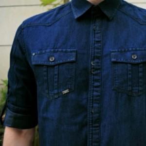 پیراهن جین مردانه-تصویر 2