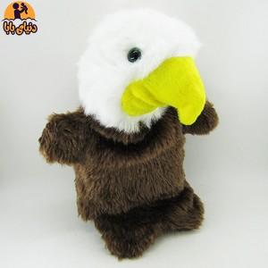عروسک نمایشی عقاب برند گلدونه