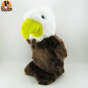 عروسک نمایشی عقاب برند گلدونه-تصویر 3