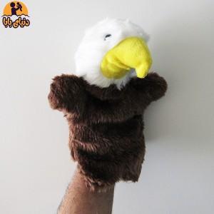 عروسک نمایشی عقاب برند گلدونه-تصویر 2
