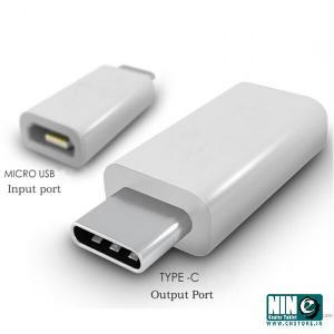 مبدل microUSB به USB-C شیاومی-تصویر 3