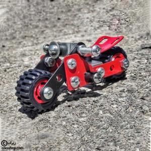 ساختنی های فلزی موتورسیکلت مدل 2-تصویر 2