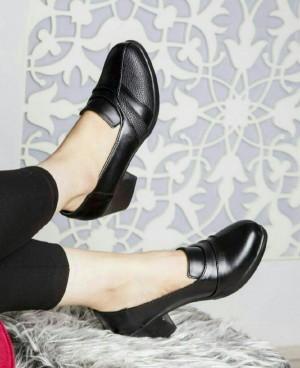 کفش پاشنه دار تکه ای