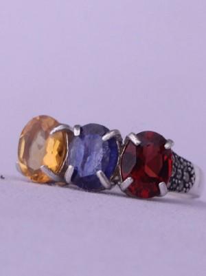 انگشتر جواهر اصل