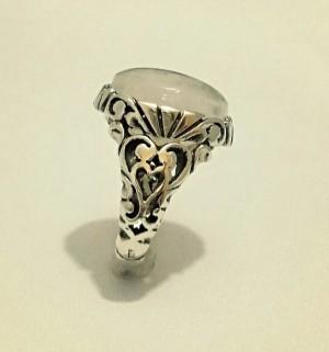 انگشتر در نجف اصل معدنی-تصویر 3