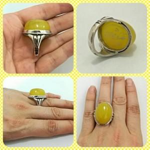 انگشتر عقیق شرف الشمس-تصویر 5
