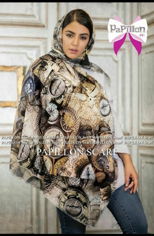 روسری برند پاپیون