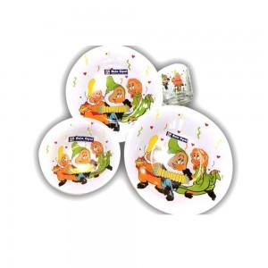 سرویس 4 پارچه کودک آذین اوپال کد 112-تصویر 3
