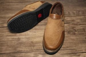 کفش چرم مردانه-تصویر 5