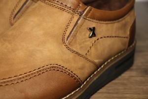کفش چرم مردانه-تصویر 4