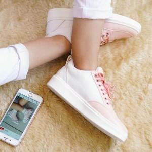 کفش اسپرت زنانه شیک-تصویر 2