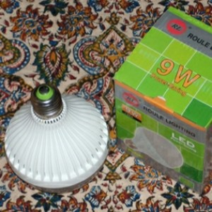لامپ SMD فوق کم مصرف RL اصلی ۹ وات-تصویر 4