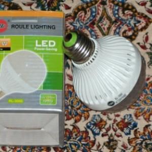 لامپ SMD فوق کم مصرف ۵ وات RL اصلی-تصویر 5