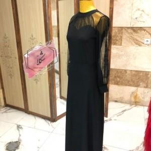لباس مجلسی بلند ميترا شکلا-تصویر 3