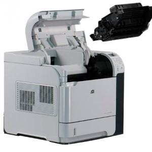 پرینتر استوک مدل hp 4015-تصویر 3