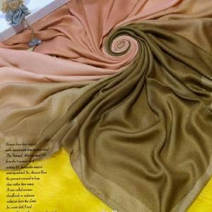 روسری نخی پاییزی-تصویر 4